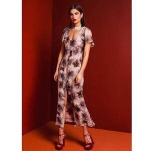 SCF Carnation Dress